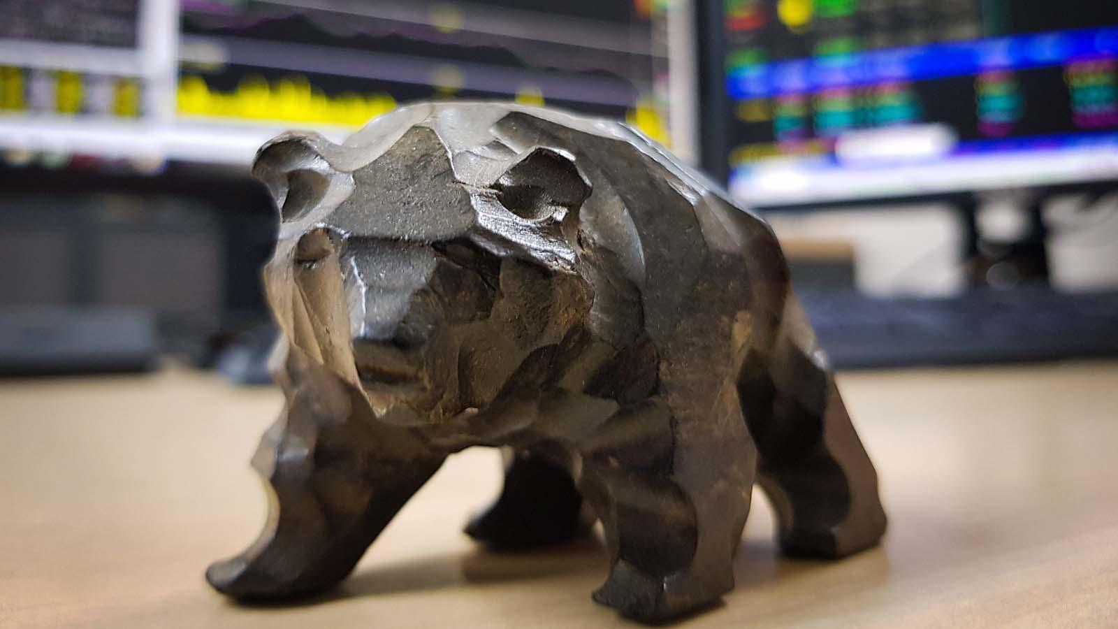 coronavirus impact bear market